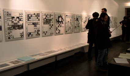 Chris Ware s'expose à la galerie Martel à Paris | A propos de la bande dessinée | Scoop.it