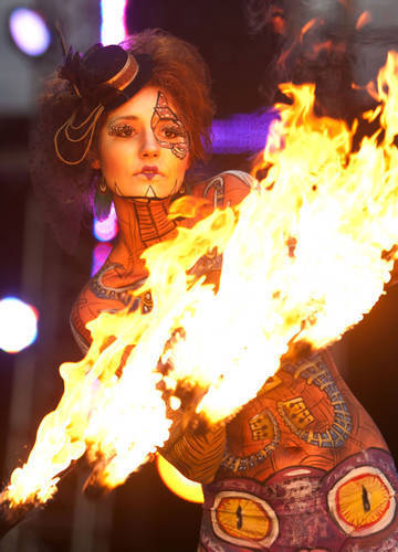 Playing With Fire | Strange days indeed... | Scoop.it