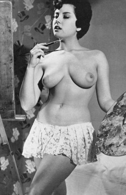 Girlie Magazine // June Palmer | Fine girls | Scoop.it