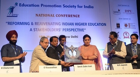 Insights from Reforming & Rejuvenating India's Higher Education: A Forum | EdTechReview | Scoop.it