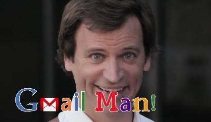 Gmail Man | A l'ère du webmarketing. | Scoop.it