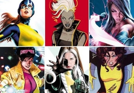 Mutant Women of Earth: How Chris Claremont Reinvented the Female Superhero | Superhero Comics | Scoop.it