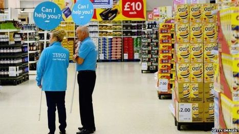Supermarkets: Everything 'up for grabs' - BBC News | Buss3 | Scoop.it