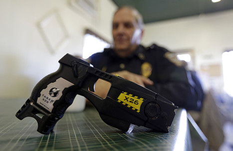 Report: Connecticut Police Use Stun Guns On Minorities At Higher Rate | Police Problems and Policy | Scoop.it