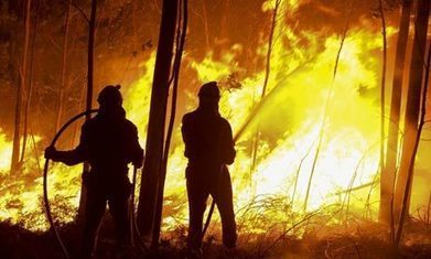 California fire crews face nature's force: 'This is a battle. But we have a system'   Heal the world   Scoop.it