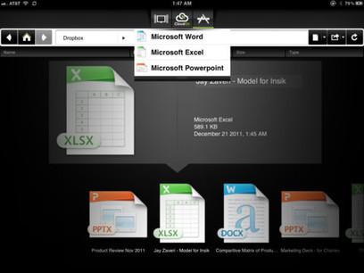 Update: CloudOn (Productivity)   Ipads Advisor   Cloudon   Scoop.it