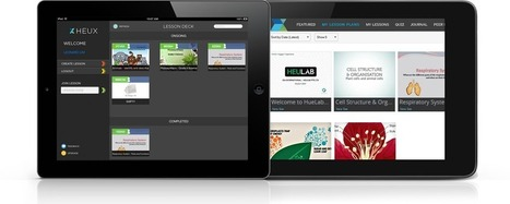 Heux, l'app per la lezione interattiva del futuro | didattica digitale | Scoop.it