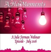 A-HA Moments with Julie Ferman, Legendary Matchmaker & Dating Coach | Los Angeles Matchmaking - LA Dating Service - Date Coaching - Julie Ferman | Scoop.it