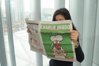 Charlie Hebdo devient la première entreprise solidaire de presse | Les médias face à leur destin | Scoop.it