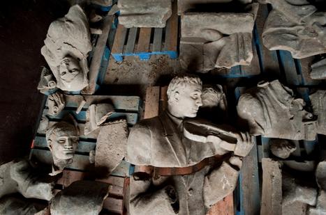 Archéologie de la civilisation soviétique - France Culture   Russie et géographie   Scoop.it