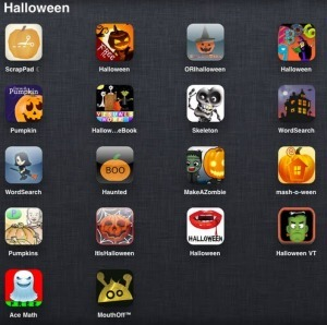 Teacher Reboot Camp » Blog Archive » 18 Educational Apps for Halloween | Digital Play | Scoop.it