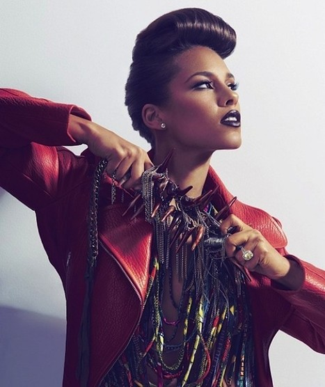 """Alicia Keys Wants You To Star In Her Music Video For """"A New Day"""" 