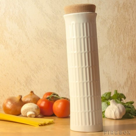 Leaning Tower of Pasta   Cool Gadgets   Scoop.it