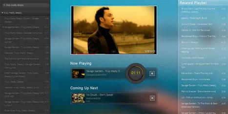 Use YouTube as an Endless Music Player | Le Top des Applications Web et Logiciels Gratuits | Scoop.it