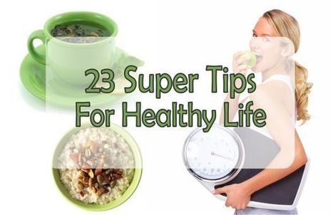 23 Super Tips From The Experts For Healthy Life – Health and Beauty Makeup   Live Healthy   Scoop.it