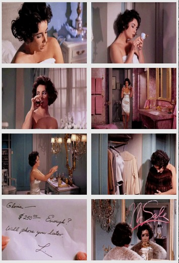 Elizabeth Taylor in Butterfield 8 | Herstory | Scoop.it