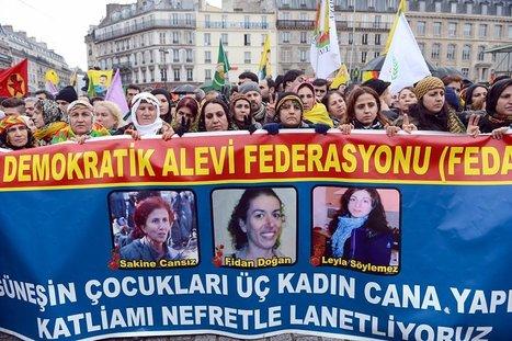 Paris Investigation: Tensions Grow over Murder of Kurdish Activists - SPIEGEL ONLINE | Intervalles | Scoop.it