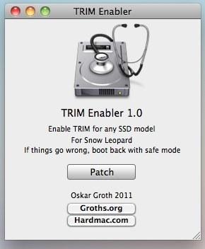 SSD : un utilitaire pour activer le TRIM | Toute l'actualité du Mac | Scoop.it