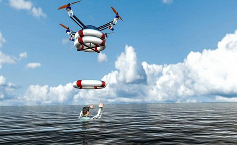Quand les drones volent au secours de la prévention des risques   ERNMT : l'état des risques naturels, miniers et technologiques   Scoop.it