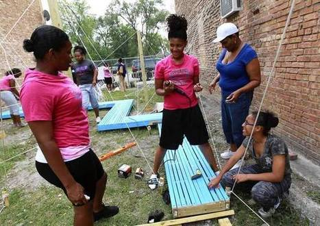 How to bring life to vacant lots | Sustainable Futures | Scoop.it