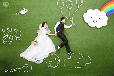 Bí quyết chụp ảnh cưới đẹp tự nhiên nhất | Idol Studio | Tổng hợp | Scoop.it