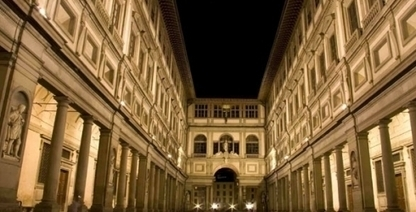 Firenze, basta uno smartphone per il nuovo percorso degli Uffizi - 055Firenze | Everyday life online & offline | Scoop.it