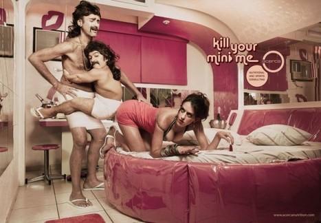 Kill your mini me | Ta Mère la Pub ! | Campagnes Pub qui tuent ou pas . | Scoop.it