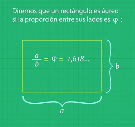 La Joya dorada de la matemática | M&M=Mates y Más. Pilar  Fernández | Scoop.it