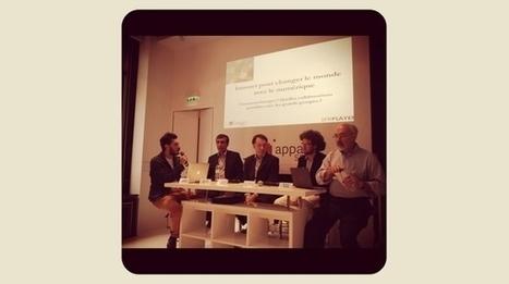 Compte-rendu conférence SFR PLAYER Innover pour changer le monde avec le numérique | La Cantine Toulouse | Scoop.it