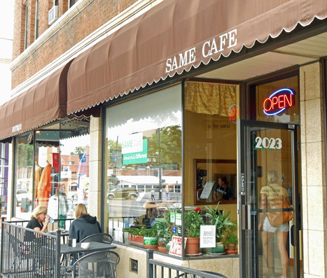 In Denver, SAME Cafe may be ultimate example of sharing economy - Los Angeles Times | Peer2Politics | Scoop.it