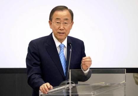 Ban Ki-moon à Bali pour un forum de l'Alliance des civilisations - ONU (Communiqué de presse) | Vivez Bali | Scoop.it