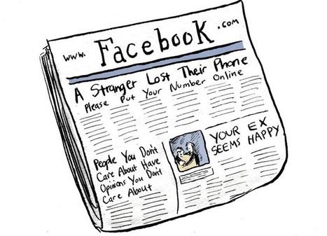 Facebook Collections pourrait bientôt concurrencer Discover de Snapchat | Freewares | Scoop.it