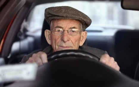 Older drivers should retake their test, says survey - Telegraph | Motoring News | Scoop.it