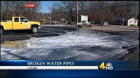 Pipes burst at Hickman Co. library | Libraries in Demand | Scoop.it