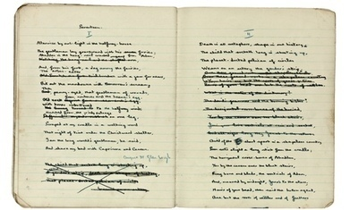 Lost Dylan Thomas notebook may cast light on his most impenetrable poems | Theatre and Books | Scoop.it