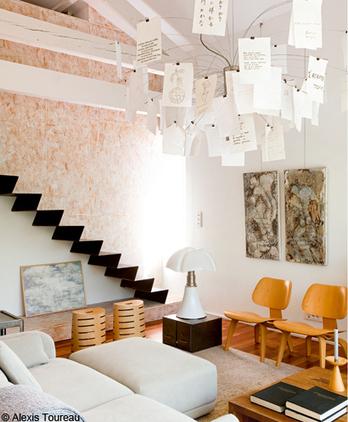 Une maison rénovée par étapes à Marseille | | PLANETE DECO a homes worldPLANETE DECO a homes world | Immobilier | Scoop.it