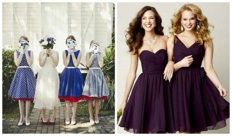 How to get the Lovely Bridesmaid Dresses in NYC | iWedPlanner | Wedding Vendor | Scoop.it