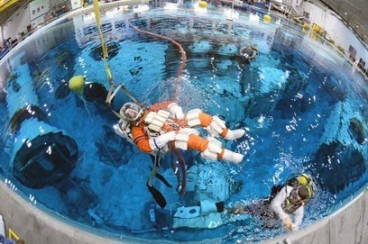 NASA's Johnson Space Center has Astronauts Test Tools Underwater for ... - Clarksville Online   ScubaObsessed   Scoop.it