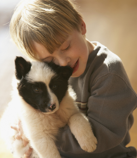 Kids Growing Up With Their Dogs - PawNation | All Things Dog | Scoop.it