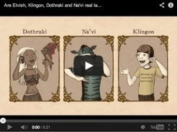 What Elvish, Klingon, and Dothraki Reveal about Real Language & the Essence of Human Communication | Punctuation is fun! | Scoop.it