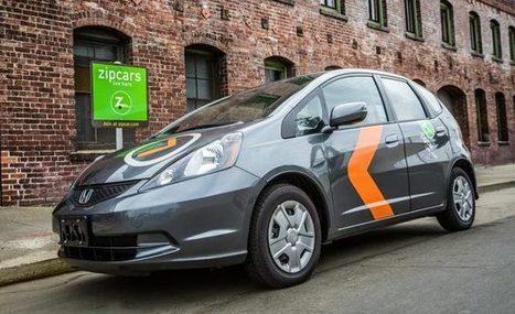 Zipcar One>Way Chooses 2015 Honda Fit - Hybrid Cars News   HondaSeekonk   Scoop.it