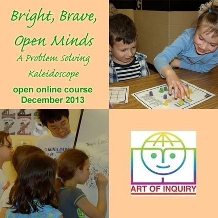 Bright, Brave, Open Minds: A Problem Solving Kaleidoscope. Open online course for parents and teachers | Moebius Noodles | STEM | Scoop.it
