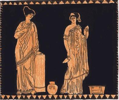 Five Things You Should Know About Women in Sparta   Hankering ...   Ancient Greece   Scoop.it
