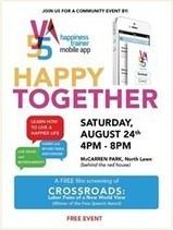 Happiness Event in Williamsburg, Brooklyn Raises $30K | Psychology, Sociology & Neuroscience | Scoop.it