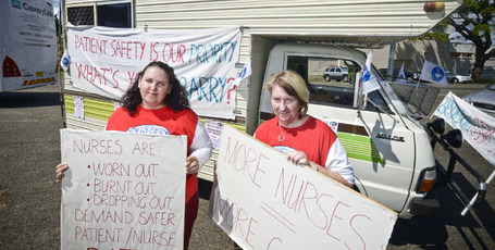 Gulaptis chided by nurse | Clarence Valley Daily Examiner | Save Grafton | Scoop.it