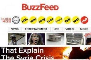 Buzzfeed : la nouvelle pépite du Web qui veut ringardiser les médias | Veille Digitale | Scoop.it