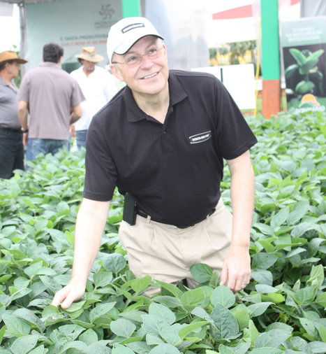 Executive at Monsanto Wins Global Food Honor   Sustain Our Earth   Scoop.it