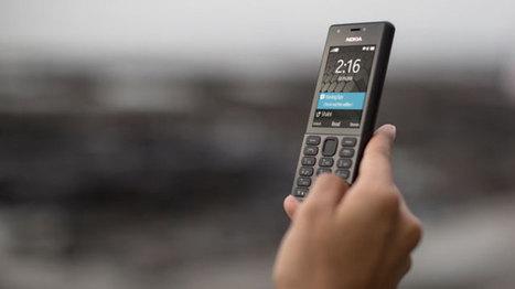 Nokia 216, el nuevo móvil de Microsoft con una batería que aguanta casi un mes | Mobile Technology | Scoop.it