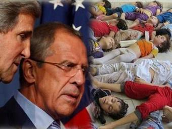 """What """"Sanctions"""" Will Happen If Syrian """"Rebels"""" Are Shown To Have Used Poison Gas? 