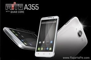 Spesifikasi Dan Harga HP Mito A355 | RajaHape | Scoop.it